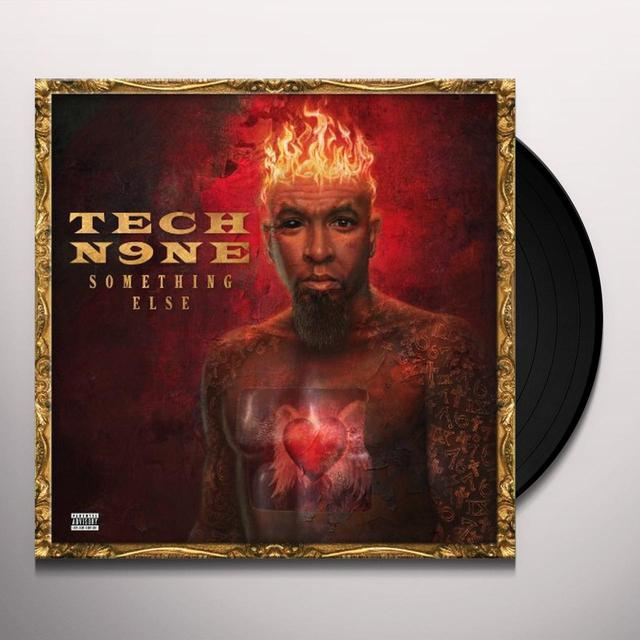 Tech N9Ne SOMETHING ELSE Vinyl Record