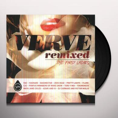 VERVE REMIXED: THE FIRST LADIES / VARIOUS Vinyl Record