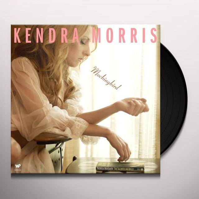 Kendra Morris MOCKINGBIRD Vinyl Record