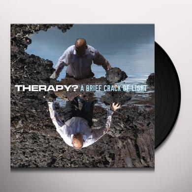 Therapy BRIEF CRACK OF LIGHTHOUSE Vinyl Record