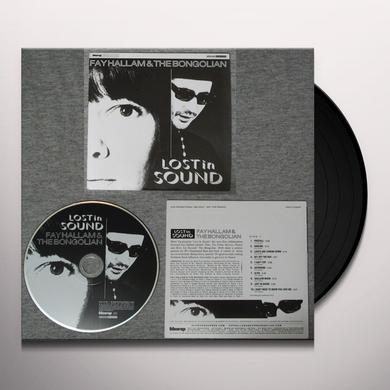 Fay Hallam LOST IN SOUND Vinyl Record