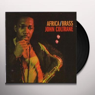 John Coltrane Quartet AFRICA / BRASS (Vinyl)