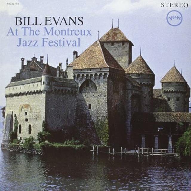 Bill Evans AT THE MONTREUX JAZZ FESTIVAL Vinyl Record