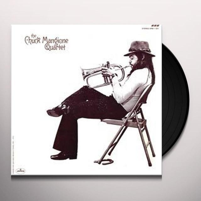 Chuck Quartet Mangione CHUCK MANGIONE QUARTET Vinyl Record