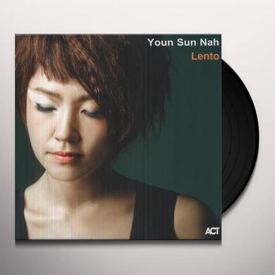 Youn Sun Nah LENTO Vinyl Record