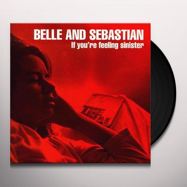 Belle & Sebastian IF YOU'RE FEELING SINISTER (GER) Vinyl Record