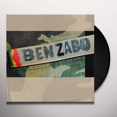 BEN ZABO Vinyl Record