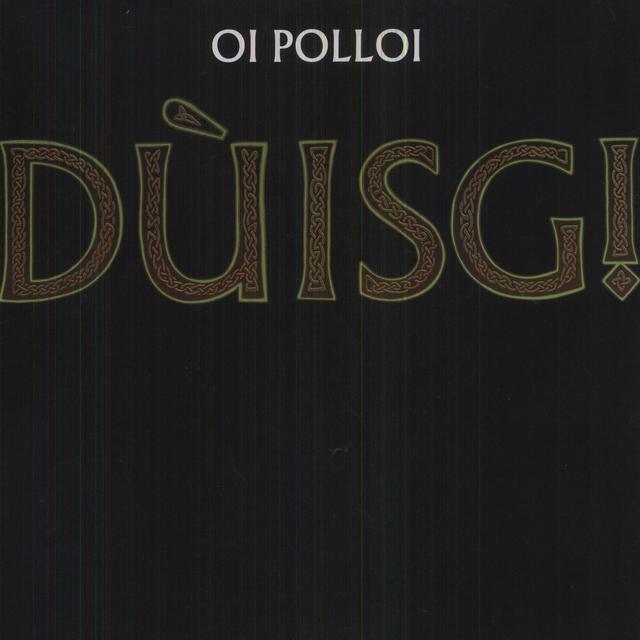 Oi Polloi DUISG Vinyl Record