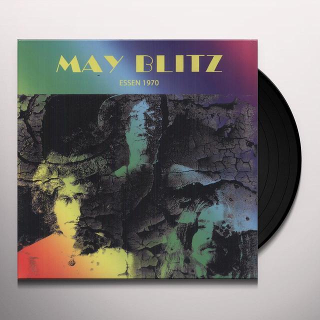 May Blitz ESSEN 1970 Vinyl Record