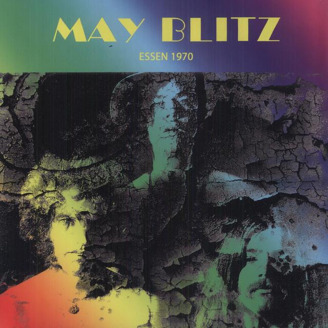 May Blitz ESSEN 1970 Vinyl Record