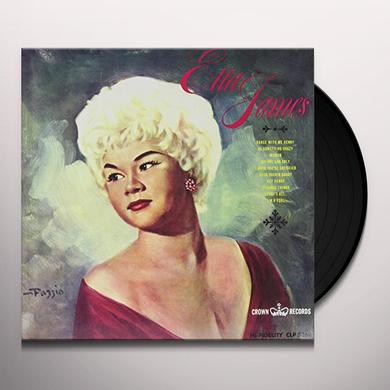 ETTA JAMES Vinyl Record