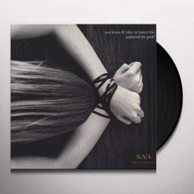 Joo Kraus CAPTURED FOR GOOD Vinyl Record