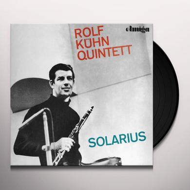 Rolf Quintett Kuehn KUEHN ROLF QUINTETT SOLARIUS Vinyl Record