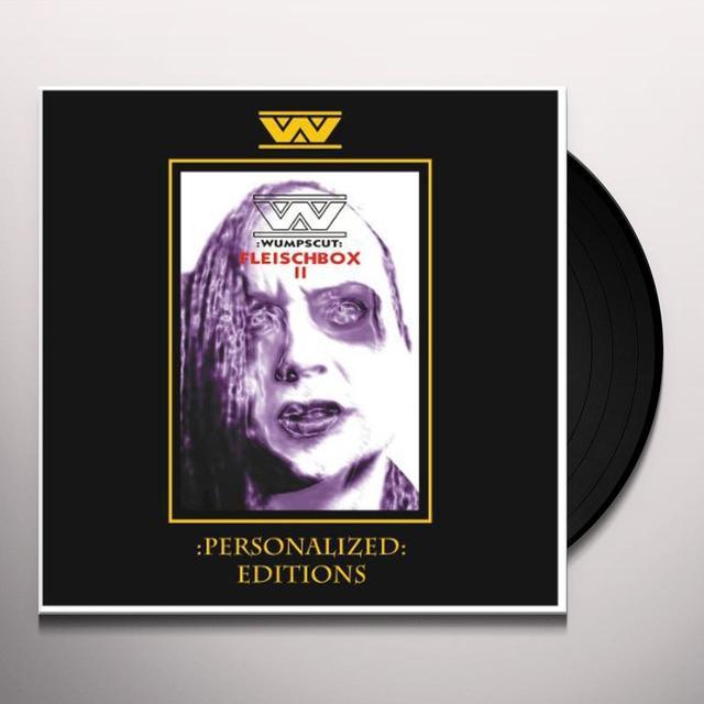 :Wumpscut: BOSES JUNGES FLEISCH (BONUS CD) Vinyl Record