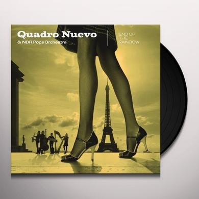 Quadro Nuevo END OF THE RAINBOW Vinyl Record