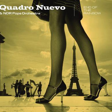 Quadro Nuevo END OF THE RAINBOW Vinyl Record