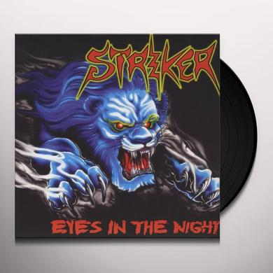 Striker EYES IN THE NIGHT (Vinyl)