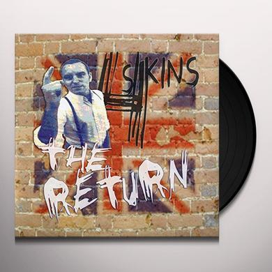 4 Skins RETURN Vinyl Record