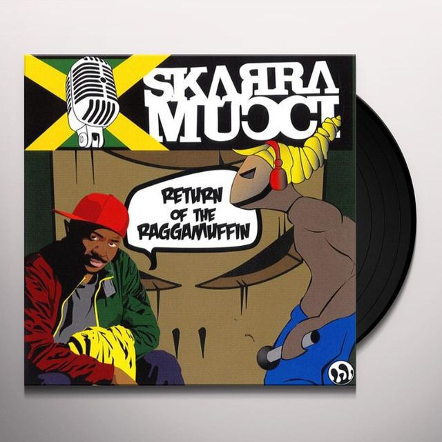 Skarra Mucci RETURN OF THE RAGGAMUF Vinyl Record