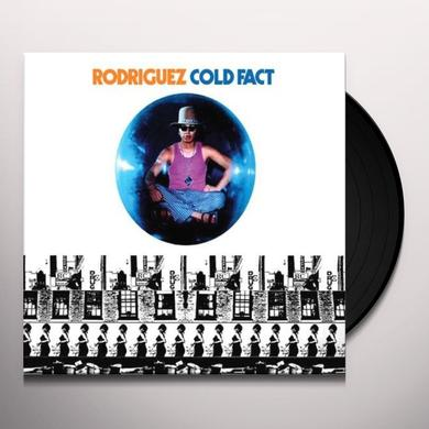 Rodriguez COLD FACT Vinyl Record