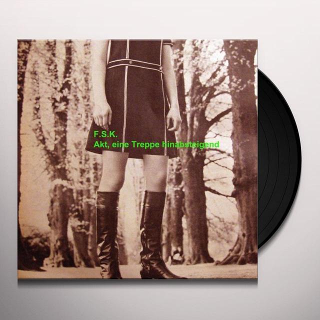 Fsk AKT EINE TREPPE Vinyl Record