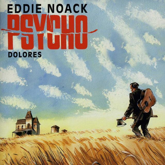 Eddie Noack PSYCHO/DOLORES Vinyl Record