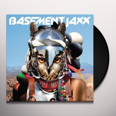 Basement Jaxx SCARS Vinyl Record