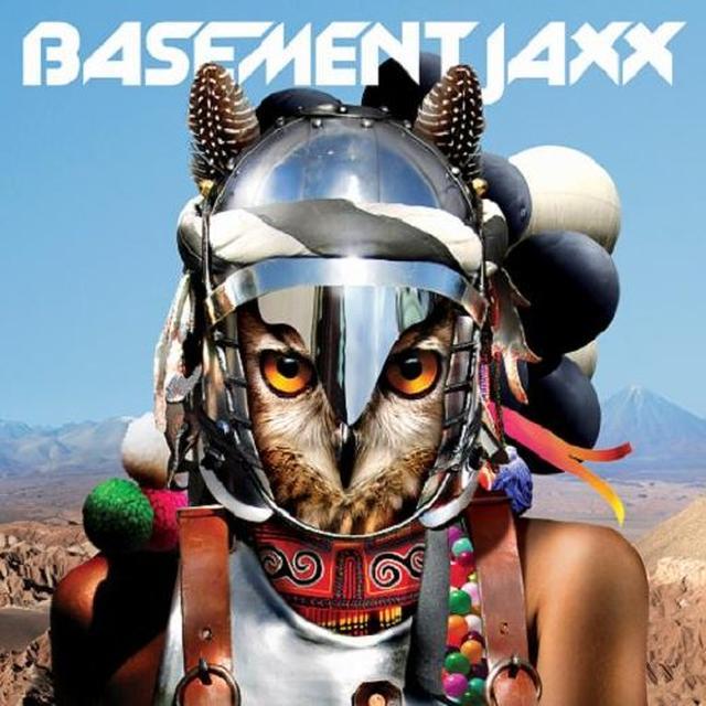 Basement Jaxx SCARS (GER) Vinyl Record