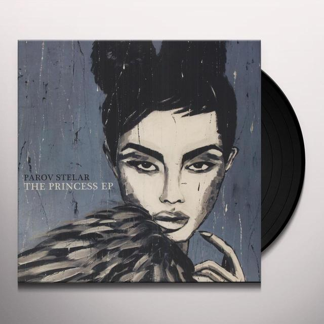 Parov Stelar PRINCESS (GER) Vinyl Record