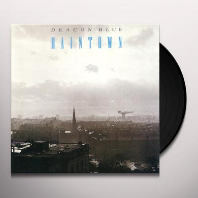 Deacon Blue RAINTOWN Vinyl Record - Limited Edition, 180 Gram Pressing