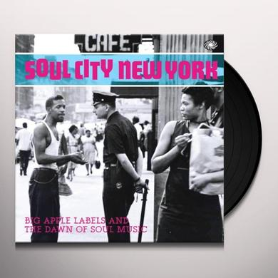 SOUL CITY NEW YORK / VARIOUS Vinyl Record