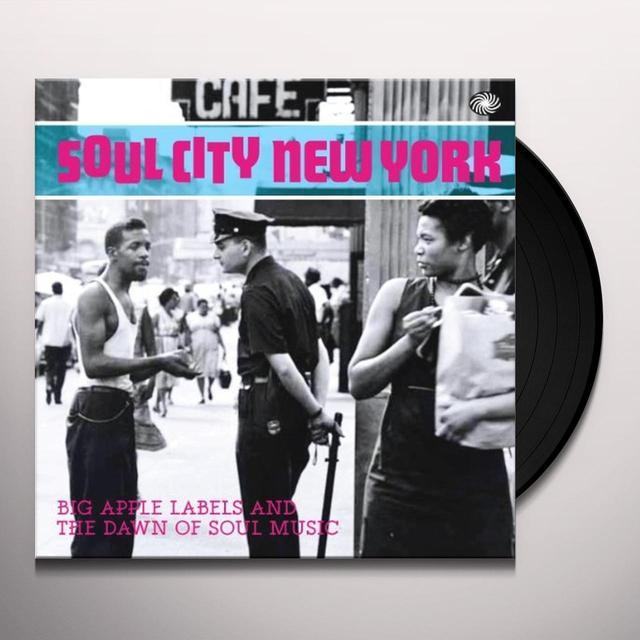 SOUL CITY NEW YORK / VARIOUS Vinyl Record