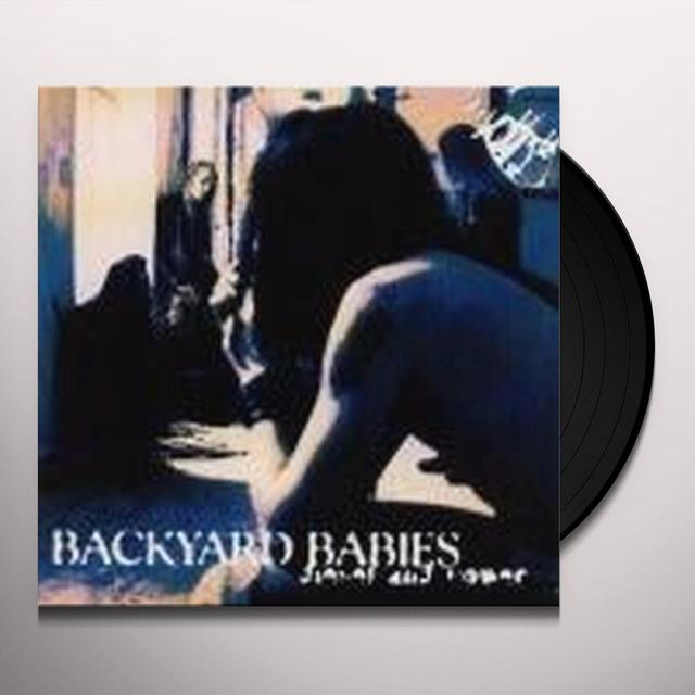 Backyard Babies DIESEL & POWER Vinyl Record