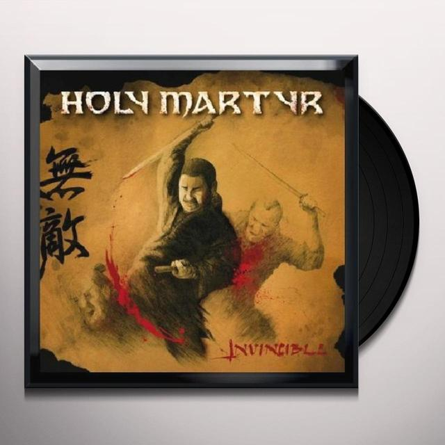 Holy Martyr INVINCIBLE Vinyl Record