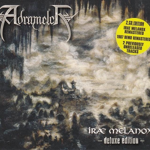 Adramelch IRAE MELANOX Vinyl Record