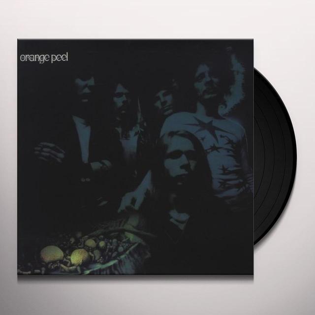 ORANGE PEEL Vinyl Record