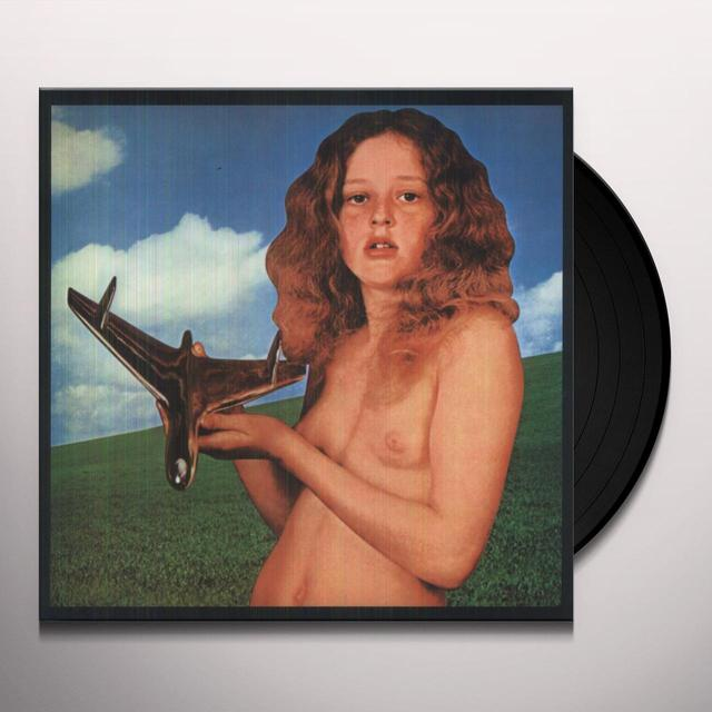 BLIND FAITH Vinyl Record - Holland Release