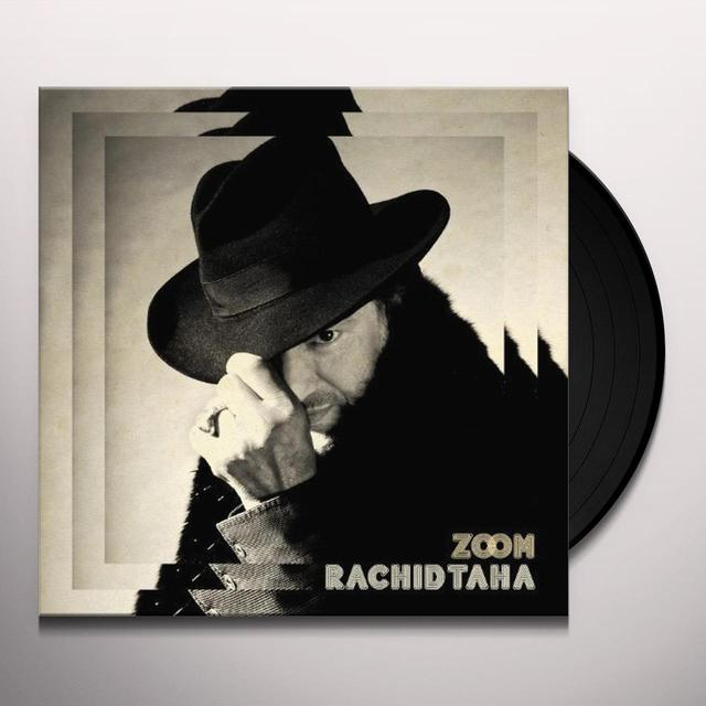 Rachid Taha ZOOM Vinyl Record