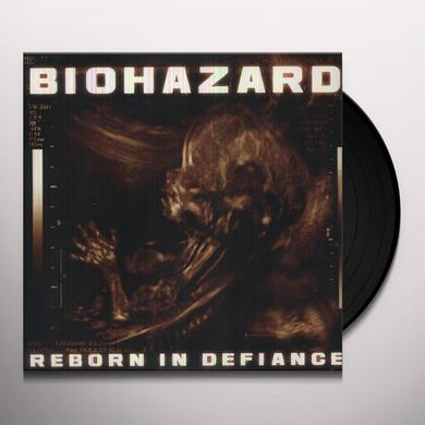 Biohazard REBORN IN DEFIANCE Vinyl Record