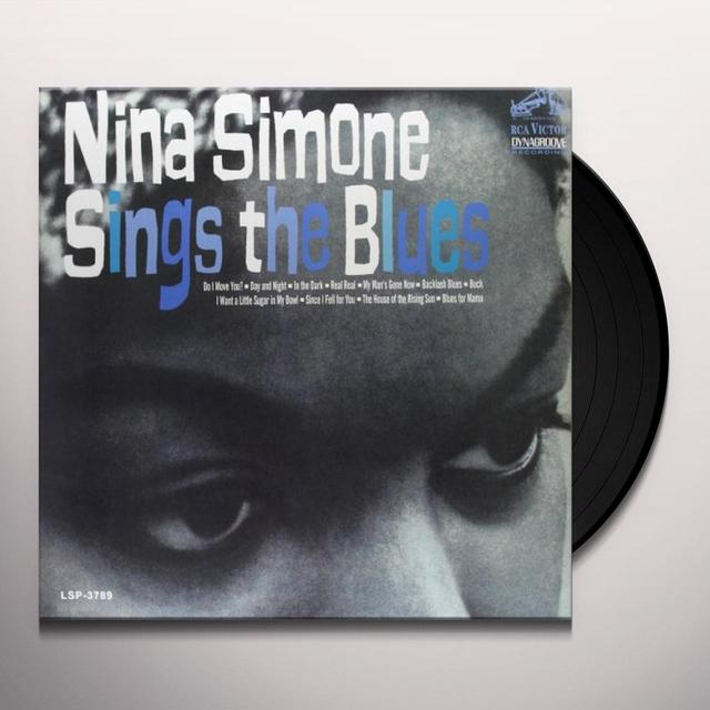 Nina Simone SINGS THE BLUES Vinyl Record