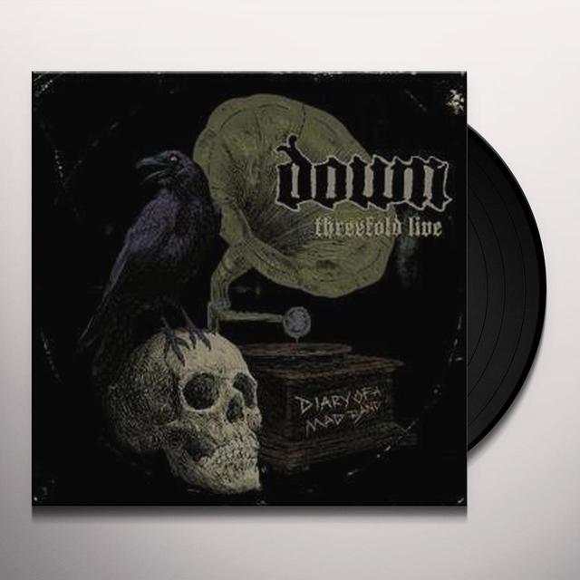 Down DIARY OF A MADBAND Vinyl Record