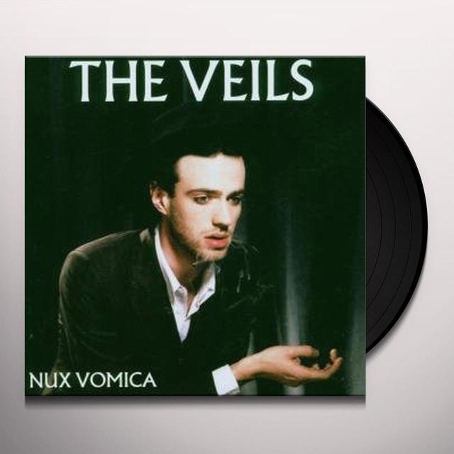 The Veils NUX VOMICA Vinyl Record - UK Release