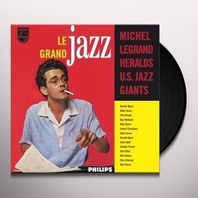 Michel Legrand LEGRAND JAZZ Vinyl Record