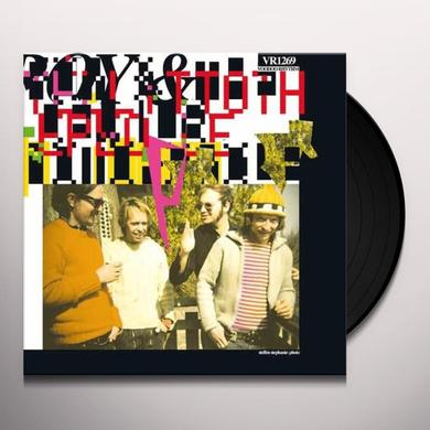Roy & The Devil'S Motorcycle TELL IT TO THE PEOPLE (BONUS CD) Vinyl Record