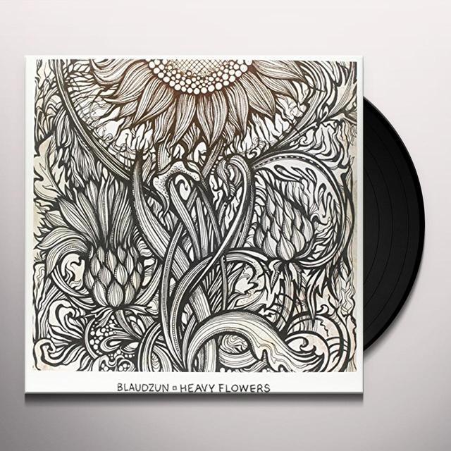 Blaudzun HEAVY FLOWERS (BONUS CD) Vinyl Record - 180 Gram Pressing
