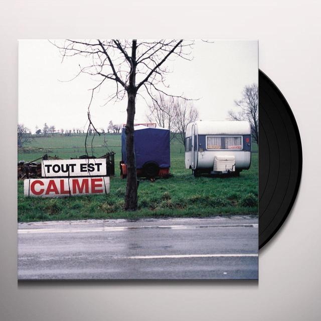 Yann Tiersen TOUT EST CALME Vinyl Record