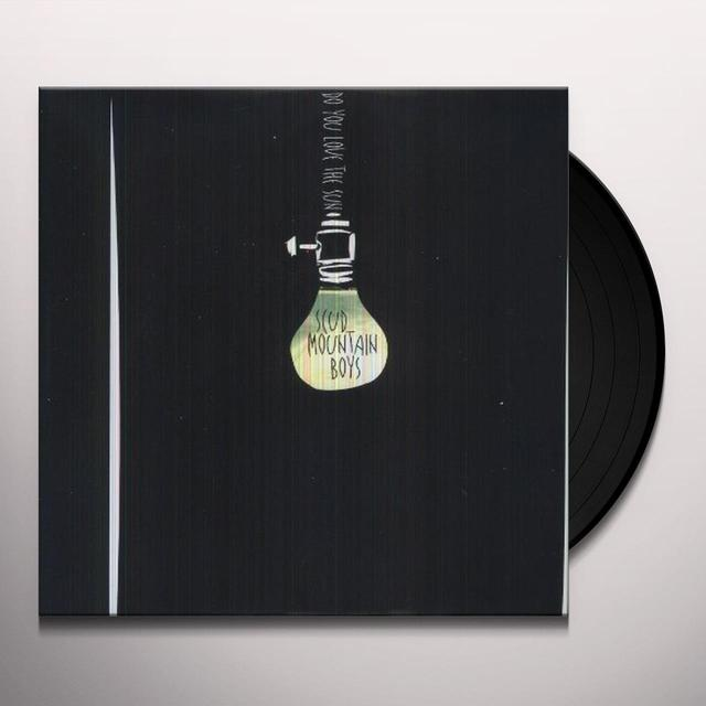 Scud Mountain Boys DO YOU LOVE THE SUN Vinyl Record
