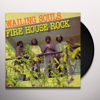 Wailing Soul FIRE HOUSE ROCK Vinyl Record