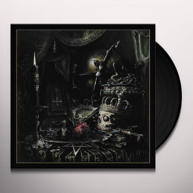 Watain WILD HUNT Vinyl Record
