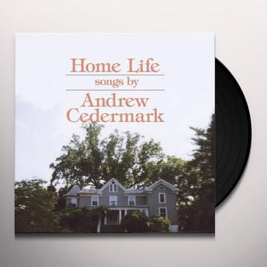 Andrew Cedermark HOME LIFE Vinyl Record